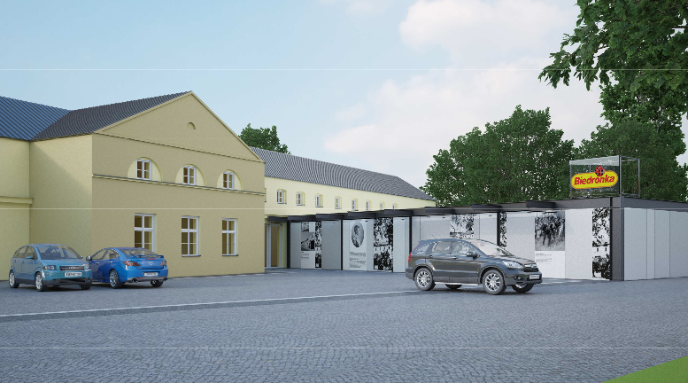 Inwestycja komercyjna Kalisz Babina | METIS GROUP