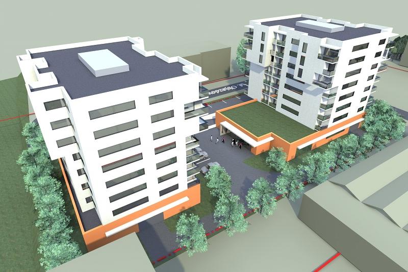 Inwestycja mieszkaniowa ul. Karolewska | METIS GROUP