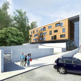 Wielspin- Rozbudowa Ośrodka rehabiitacyjno-wypoczynkowego w Puszczykowie