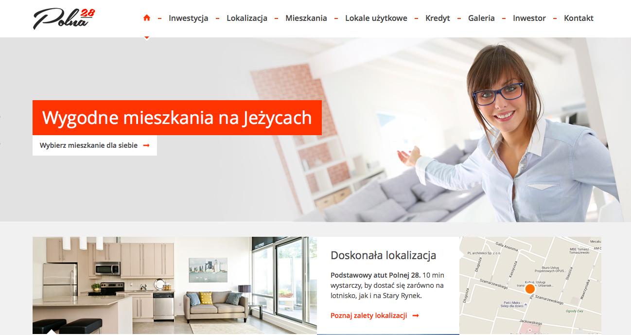 Inwestycja mieszkaniowa wielorodzinna ul. Polna 28 Poznan