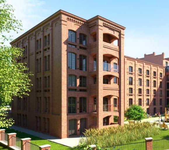 Inwestycja mieszkaniowa Zielony Młyn METIS GROUP 2