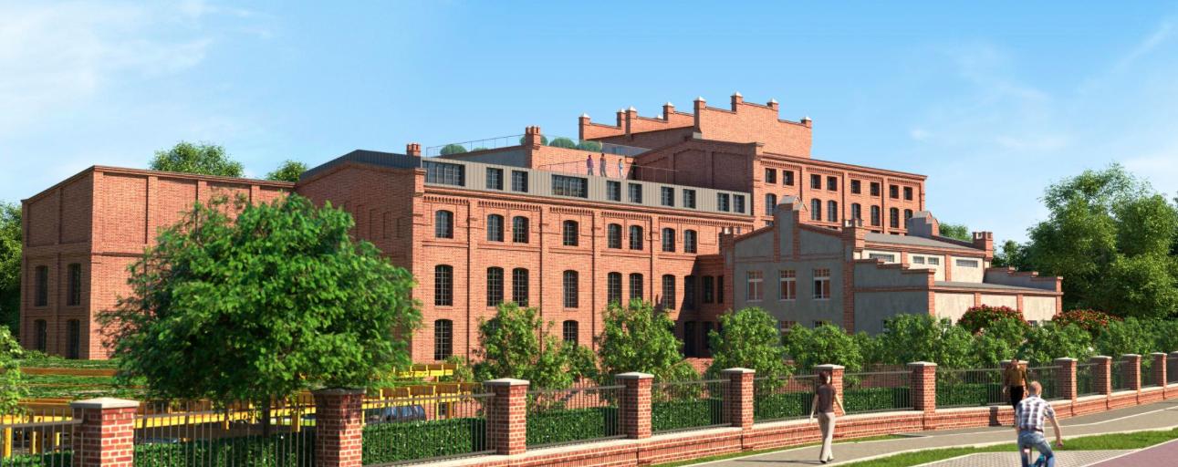 Inwestycja mieszkaniowa Zielony Młyn METIS GROUP