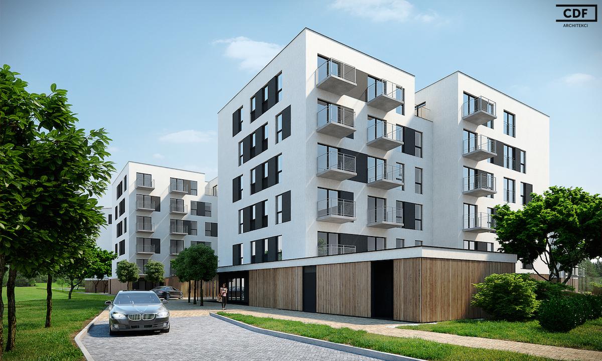 Inwestycja mieszkaniowa wielorodzinna ul. Rembertowska METIS GROUP
