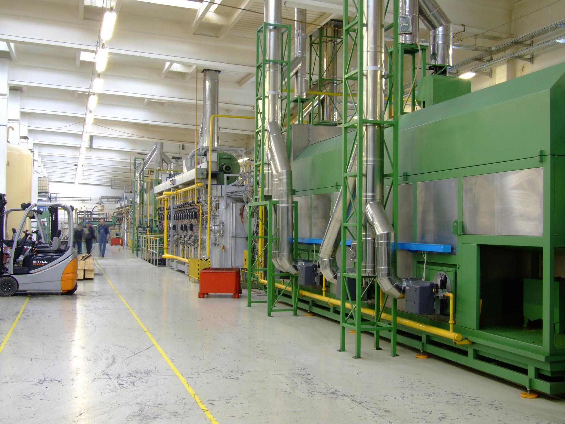 Refinansowanie hali produkcyjnej