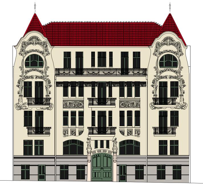 Biznes plan remont kamienicy Poznań